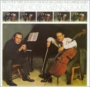 Bach: The Three Sonatas for Viola da Gamba and Harpsichord