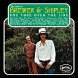 CD Cover Image. Title: One Toke Over the Line: The Best of Brewer & Shipley, Artist: Brewer & Shipley