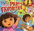 CD Cover Image. Title: Dora Party Favorites, Artist: Dora the Explorer