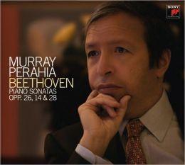 Beethoven: Piano Sonatas Opp. 26, 14 & 28