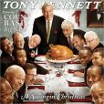CD Cover Image. Title: A Swingin' Christmas [Deluxe Edition], Artist: Tony Bennett