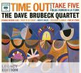CD Cover Image. Title: Time Out [50th Anniversary Legacy Edition], Artist: The Dave Brubeck Quartet