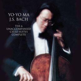 J. S. Bach: The 6 Unaccompanied Cello Suites Complete