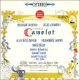 CD Cover Image. Title: Camelot [Original Broadway Cast Recording]