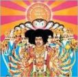 CD Cover Image. Title: Axis: Bold as Love, Artist: The Jimi Hendrix Experience