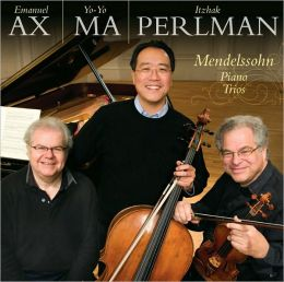 Mendelssohn: Piano Trios [B&N Exclusive Version]