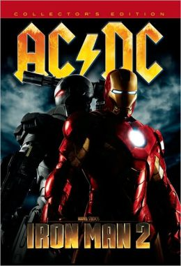 Iron Man 2 [Collector's Edition] [CD/DVD]