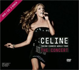 Taking Chances World Tour: The Concert [CD + DVD]