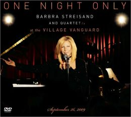 One Night Only: At the Village Vanguard [CD + DVD]