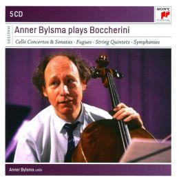 Anner Bylsma Plays Boccherini