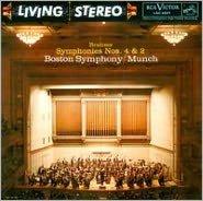 Brahms: Symphonies No. 4 & 2