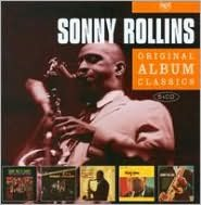 Sonny Meets Hawk/Our Man in Jazz/What's New/Now's the Time/The Standard Sonny Rollins