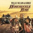 CD Cover Image. Title: Honeysuckle Rose, Artist: Willie Nelson