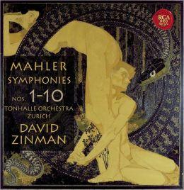 Mahler: Symphonies Nos. 1-10