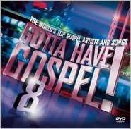 Gotta Have Gospel, Vol. 8 [2CD/1DVD]
