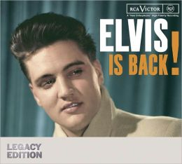 Elvis Is Back!/Something for Everybody [Legacy Edition]