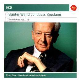 Günter Wand Conducts Bruckner: Symphonies Nos. 1-9