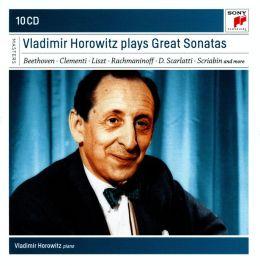 Vladimir Horowitz plays Great Sonatas