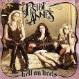 CD Cover Image. Title: Hell on Heels, Artist: Pistol Annies