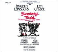 Sondheim: Sweeney Todd [Original Cast Recording]