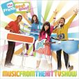 CD Cover Image. Title: The Fresh Beat Band: Music from the Hit TV Show, Artist: The Fresh Beat Band