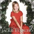 CD Cover Image. Title: Heavenly Christmas, Artist: Jackie Evancho