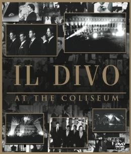 Il Divo - Il Divo at the Coliseum