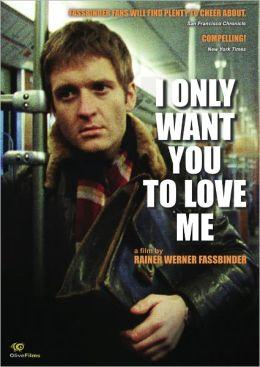 Ich Will Doch Nur, Dass Ihr Mich Liebt