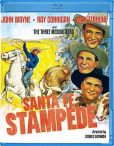 Video/DVD. Title: Santa Fe Stampede