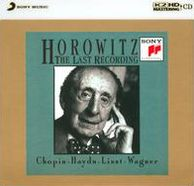 Horowitz: The Last Recording [HDCD]