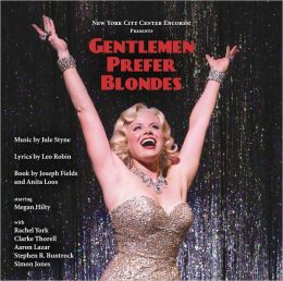 Gentlemen Prefer Blondes (B&N Exclusive) (Encores Cast Recording)