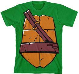 Teenage Mutant Ninja Turtles Green Shield T-Shirt L/XL