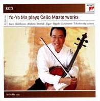 Yo-Yo Ma Plays Great Cello Masterworks
