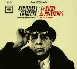 Stravinsky Conducts Le Sacre du Printemps