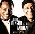 CD Cover Image. Title: Givin' It Up, Artist: George Benson