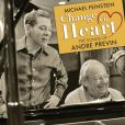 CD Cover Image. Title: Change of Heart: The Songs of Andr Previn, Artist: Andre Previn