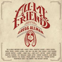 All My Friends: Celebrating the Songs & Voice of Gregg Allman [CD/DVD]