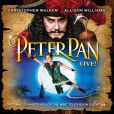 CD Cover Image. Title: Peter Pan Live [2014 TV Special]