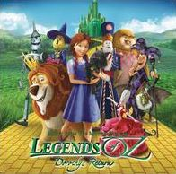 Legends of Oz: Dorothy's Return [Music from the Motion Picture]
