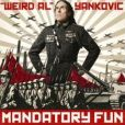 "CD Cover Image. Title: Mandatory Fun, Artist: ""Weird Al"" Yankovic"