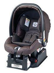 CLOSEOUT!! 2010 Peg Perego Primo Viaggio SIP 30/30 Infant Car Seat In Cacao