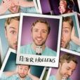 CD Cover Image. Title: Peter Hollens, Artist: Peter Hollens