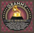 CD Cover Image. Title: 2015 Grammy Nominees