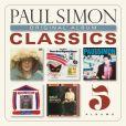 CD Cover Image. Title: Original Album Classics, Artist: Paul Simon