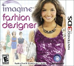 Imagine Fashion Designer 3DS