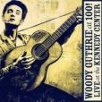 CD Cover Image. Title: Woody Guthrie at 100! Live at the Kennedy Center, Artist: