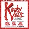 CD Cover Image. Title: Kinky Boots [B&N Exclusive], Artist: Original Broadway Cast