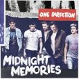 CD Cover Image. Title: Midnight Memories, Artist: One Direction