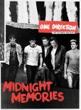 CD Cover Image. Title: Midnight Memories [Deluxe Edition], Artist: One Direction