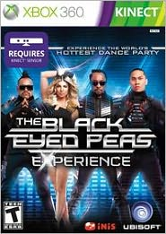 The Black Eyed Peas Experience X360 Kinect